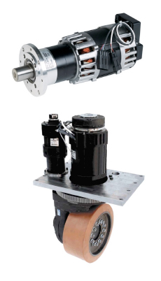 Wheel Drives Kraft Fluid Systems Electric Drives Division